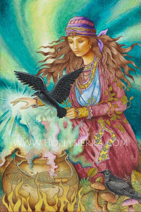 Tarot Artwork By Artist