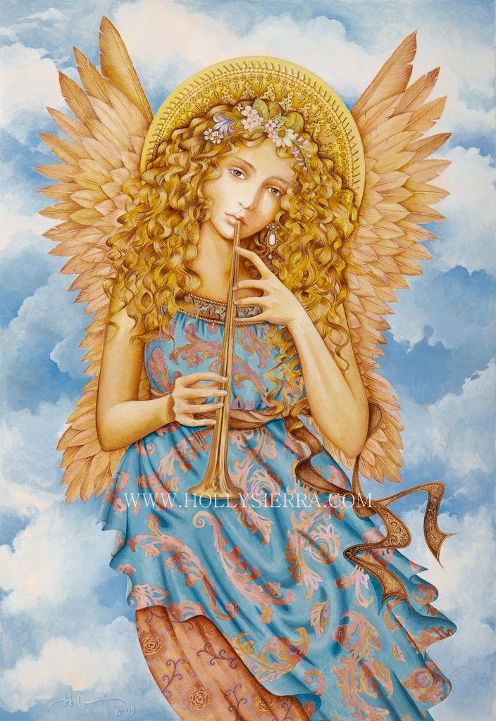 Renaissance Angel Painting Angel Painting Renaissance